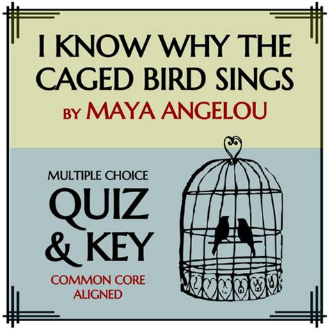 I Why The Caged Bird Sings Worksheet by Caged Bird Angelou Pdf Free