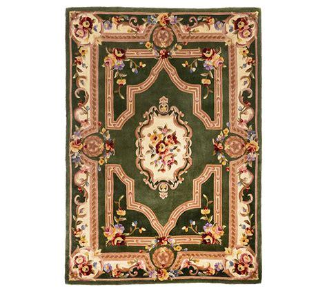 royal palace rugs sale royal palace savonnerie 5 x 7 wool rug page 1 qvc