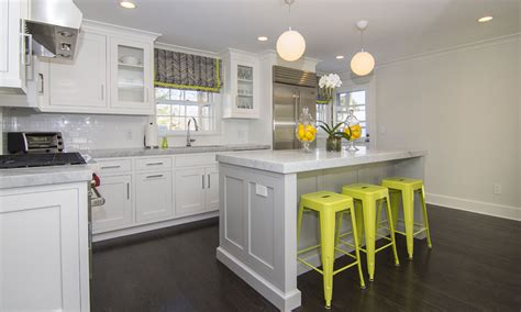 kitchen cabinets transitional style