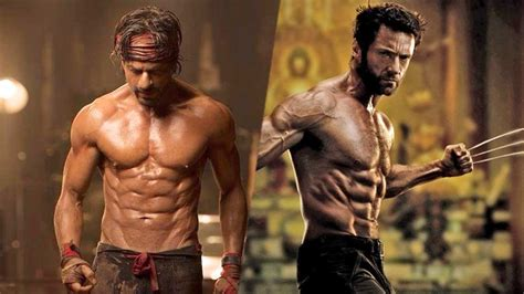 indian actor wolverine shah rukh khan can play wolverine says hugh jackman
