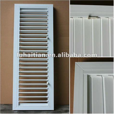 Glass Louver Doors Pvc Glass Louver Shutter Window Polygon Windows View Shutter Window Luhaitian Product