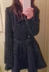 Mirror Vest Cardi mission me sparkly sleeves the primark coat