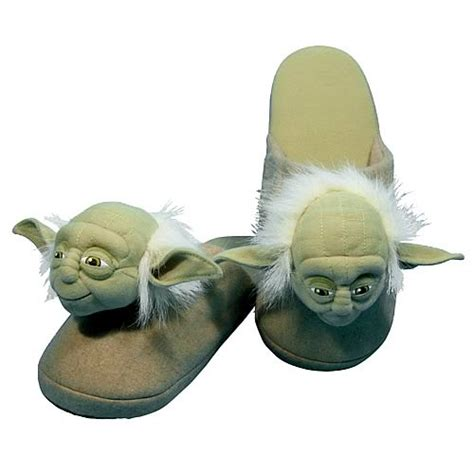 yoda slippers wars yoda slippers