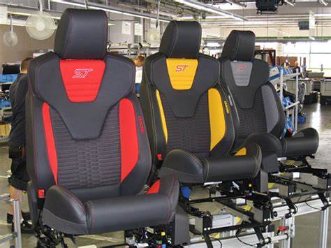 ford focus st seats ford focus st seats in production 171 recaro automotive club