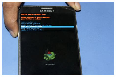 reset samsung factory how to factory reset hard reset samsung galaxy note 3 sm n9005