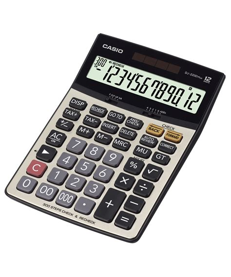 Casio Desktop Dj 120d calculator casio dj 120 price at flipkart snapdeal ebay