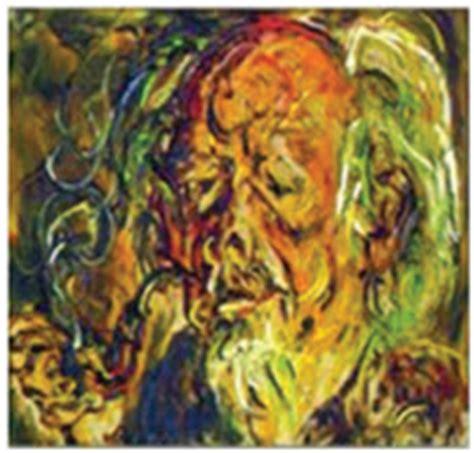 Lukisan Afandi tema dalam berkarya seni lukis mikirbae