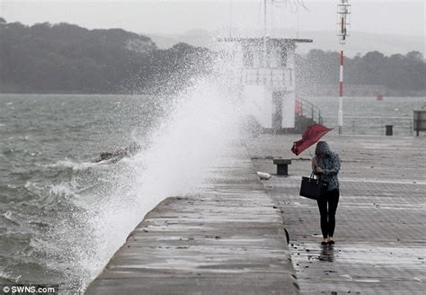uk weather heavy rain to hit large parts of britain as