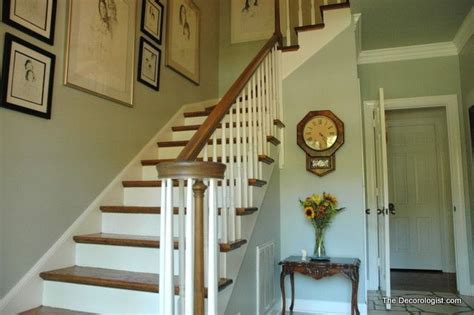 beautiful entryway hallway paint color home sweet home