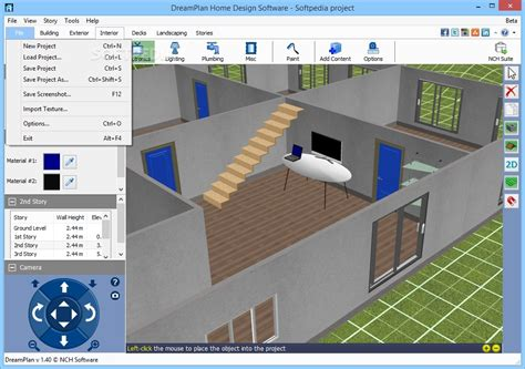 Home Design Software by Dreamplan Home Design Software Download