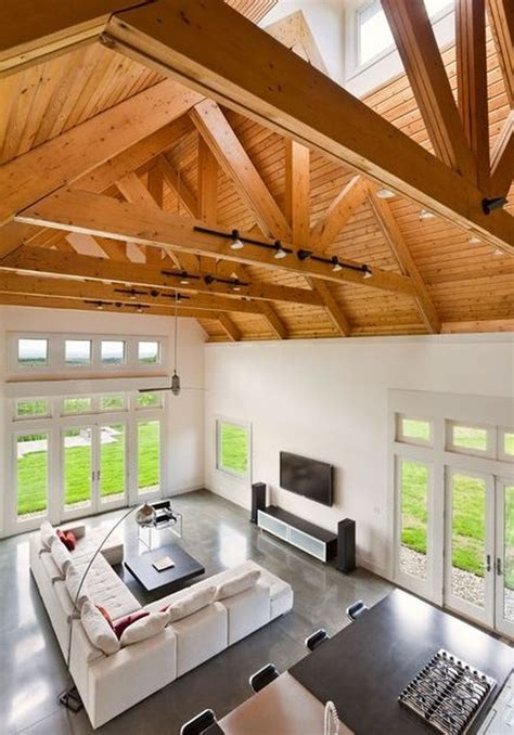 living room roof lights living rooms with beams that will inspire