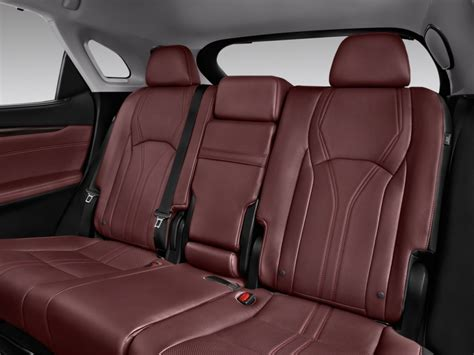 lexus rx 2016 interior back seat image 2017 lexus rx rx 450h awd rear seats size 1024 x
