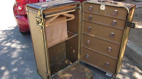 Wardrobe Trunk by Wheary Wardrola 1930 S Wardrobe Trunk From