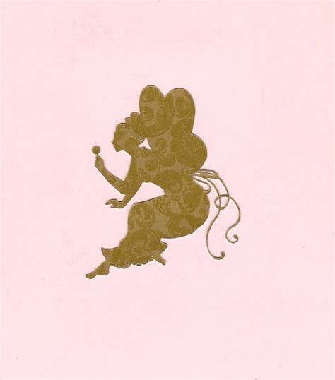fairy cut out template free downloads pinterest