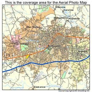 map of burlington carolina aerial photography map of burlington nc carolina