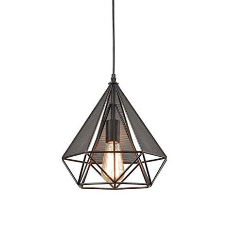 deco pendant lights yobo lighting polygon loft deco vintage wire pendant