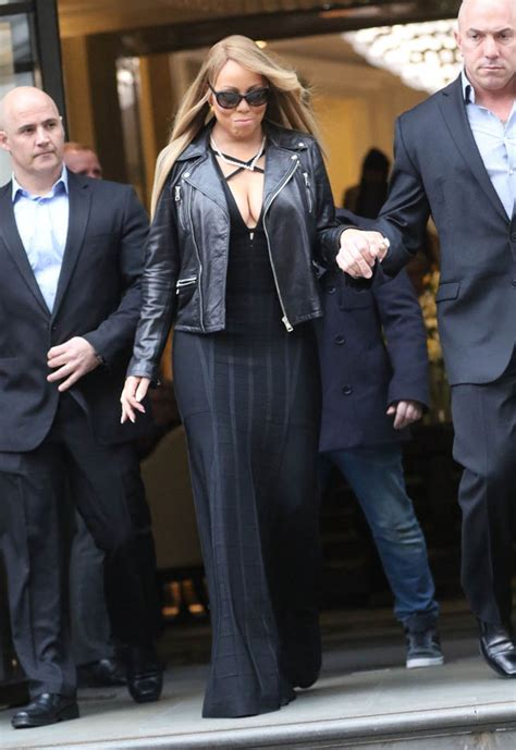 Carey Prances Out Of Hotel by Carey On Bleak Diet In With The