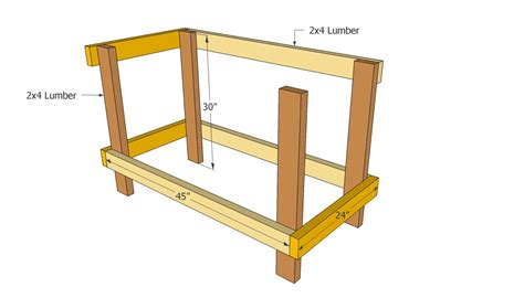 woodworking bench dimensions workbench plans free free outdoor plans diy shed