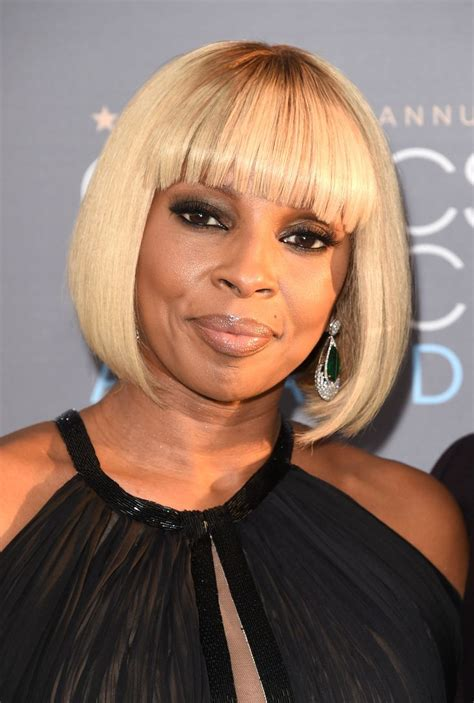 mary j bilge hair styles over the years 57 best images about critics choice awards 2016 on