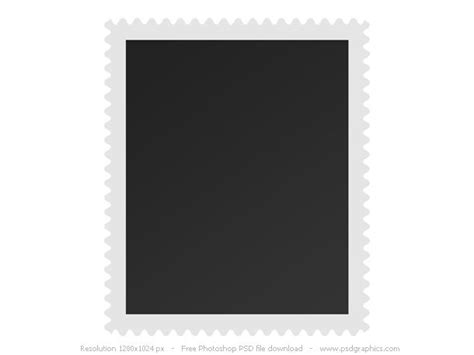 Blank Postage St Template Adobe Photoshop Resources Pinterest Mockup And Adobe Postage St Template Photoshop
