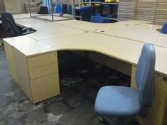 Upholstery Supplies Glasgow by Used Office Desks Glasgow Glasgow Ayrshire Office