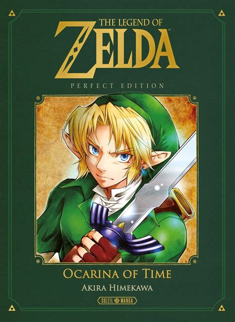 the legend of ocarina of time vol 1 the legend of ocarina of time 233 dition