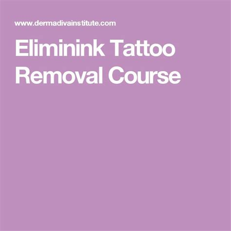 tattoo removal courses 25 best ideas about courses on design