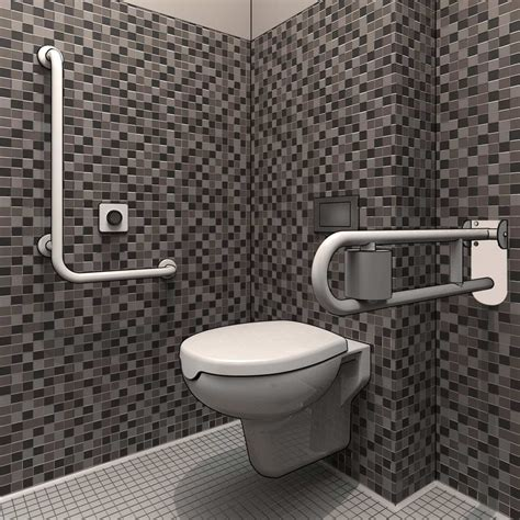 planner bagno 3d disabled bathroom design dwg drawings in 3d