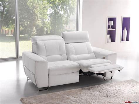 divani relax divano in pelle con meccanismo relax elettrico autonomo