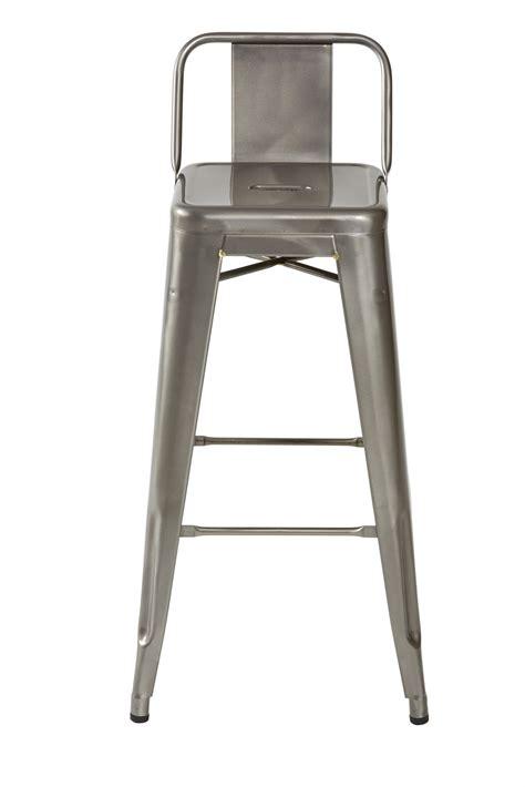 sedia alta sedia alta collezione h by tolix steel design