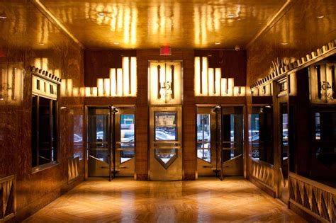 chrysler building lobby the chrysler building history and photography new york s