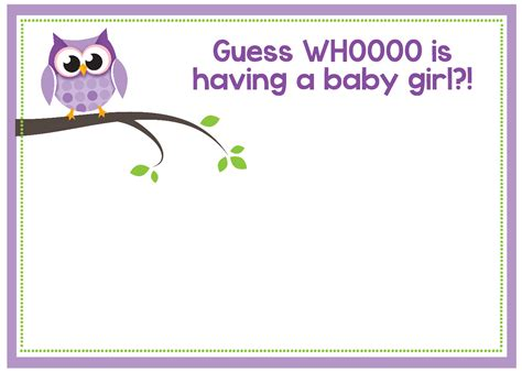 free baby shower invitations templates pdf free printable owl baby shower invitations other