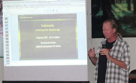 film dokumenter alam indonesia joe yaggi film lingkungan akan membuka mata terhadap alam