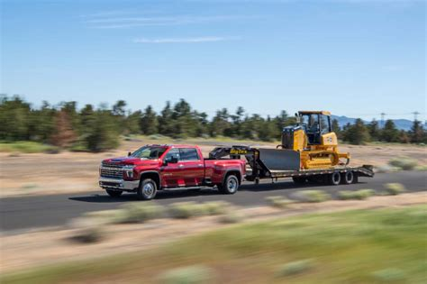 Chevrolet Silverado 3500hd 2020 by Drive Heavy Duty Diesel Hauls 2020 Chevy Silverado