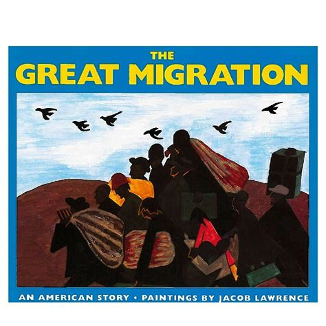 Decorate My Home For Christmas by The Great Migration An American Story By Jacob Lawrence