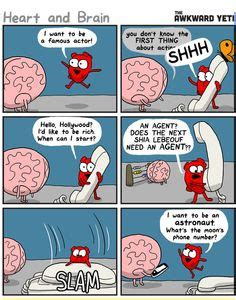 libro heart and brain an 1000 images about heart brain awkward yeti comics on awkward yeti comic and heart