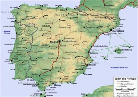 five precautions you must take before attending home map of portugal spain and france archives top image