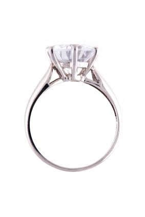 cathedral v prong   Google Search   Single Stone   Pinterest