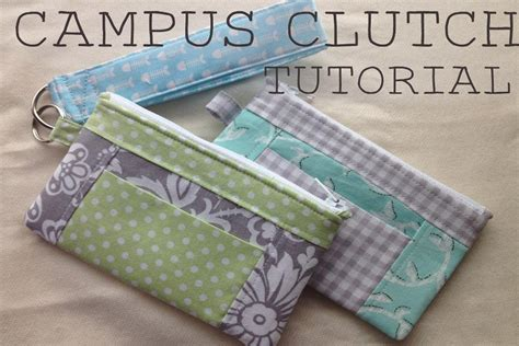carding full tutorial pdf the cus clutch by nicki v craftsy