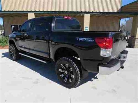 auto air conditioning service 2010 toyota tundramax seat position control buy used 2010 toyota tundra crew max 4wd sr5 trd off road pkg lifted back up camera steps in