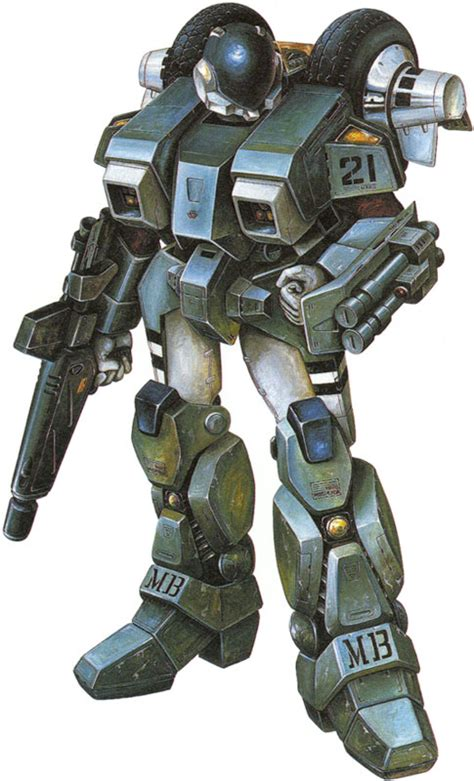 Future Armor Moto X2 mospeada gears