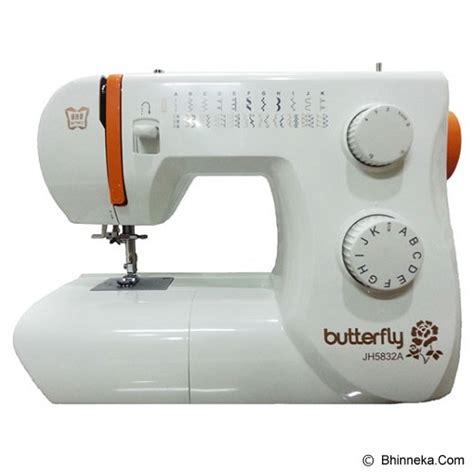 Mesin Jahit Butterfly Jh 8530a harga butterfly mesin jahit jh 8190s murah dokuprice
