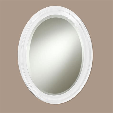 black oval bathroom mirror loree black oval wall mirror