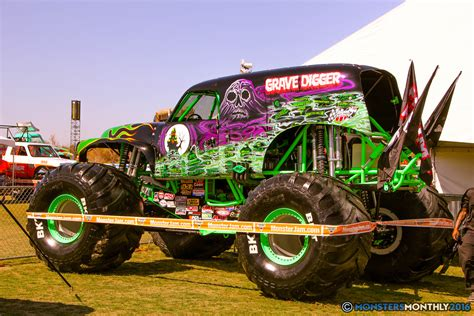 how many monster jam trucks are monster jam world finals pit party monsters monthly