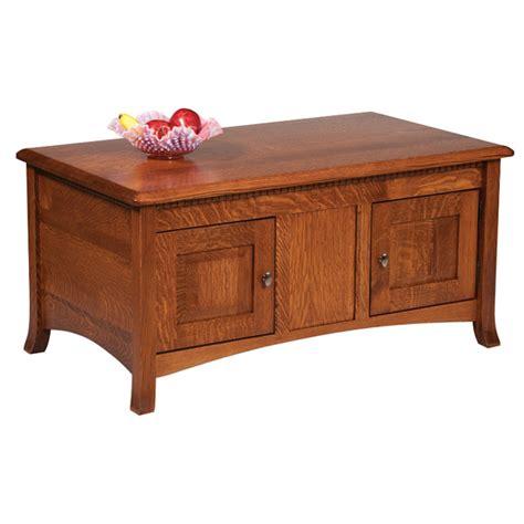 Impact Furniture Carlisle by Carlisle Lift Top Coffee Table Amish Amish Furniture