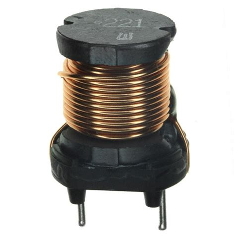 tdk inductor manufacturing sl1720 221k1r8 pf tdk corporation inductors coils chokes digikey