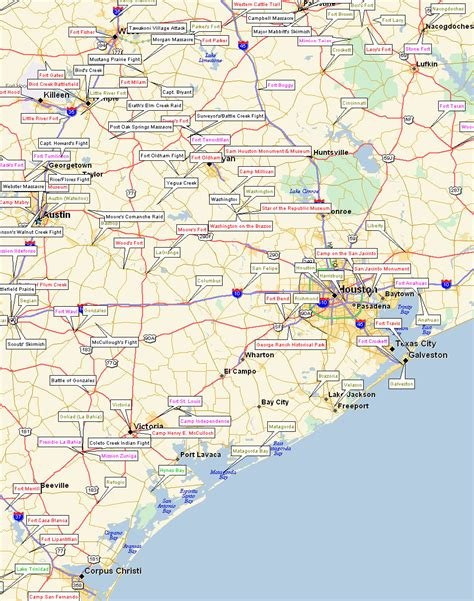 map of southern texas 100 map of east texas historical map web perry casta 241 eda map collection ut home
