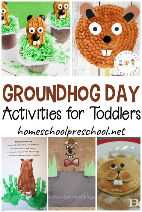 groundhog day play 13 simple groundhog day activities for toddlers and