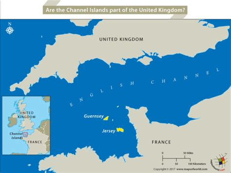 channel islands   part   uk answers
