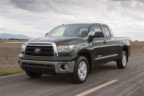 toyota sport utility vehicles toyota announces prices for 2010 tundra pickup and sequoia